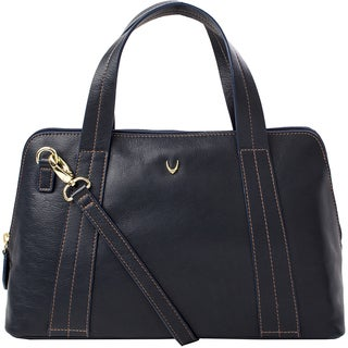 Hidesign Cerys Leather Satchel Handbag