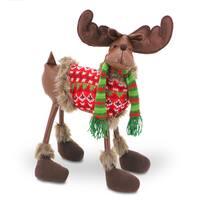 24-inch Cozy Moose Figurine