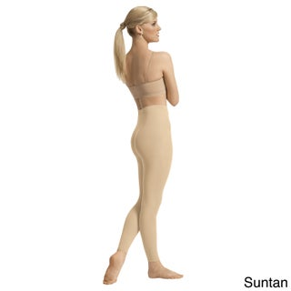 Intimates by EuroSkins Nylon Footless Tights (More options available)
