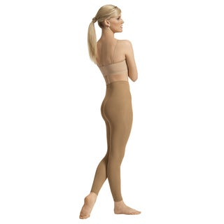 Intimates by EuroSkins Nylon Footless Tights