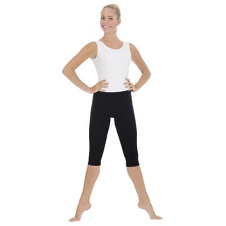 Active by EuroSkins Cotton and Lycra Capri Leggings
