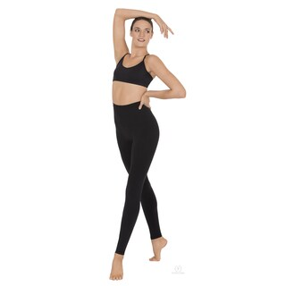 Active by EuroSkins Lycra Blend Seamless High Waist Leggings