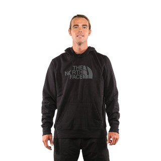 The North Face Men's TNF Black/Asphalt Grey Half Dome Hoodie