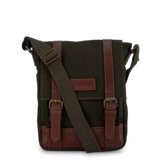 Handmade Phive Rivers Leather Messenger Bag (Green)|https://ak1.ostkcdn.com/images/products/13009181/P19752626.jpg?_ostk_perf_=percv&impolicy=medium
