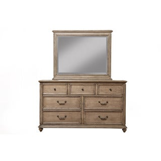Alpine Melbourne 7 Drawer Dresser