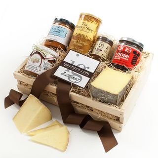 igourmet The Georgia Gourmet Gift Crate