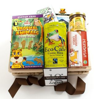 igourmet The Costa Rica Gift Crate