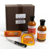 igourmet The Buffalo Wing Lovers Gift Box