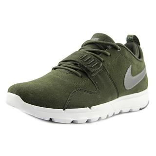 Nike Men's 'Trainerendor L' Regular Suede Athletic Shoes