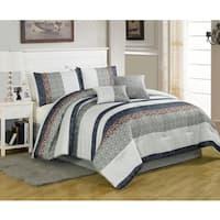 Metropolitan 6-piece Comforter Set