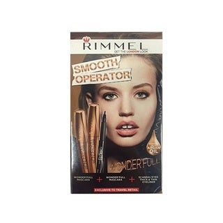 Rimmel Smooth Operator Wonder'Full Kit
