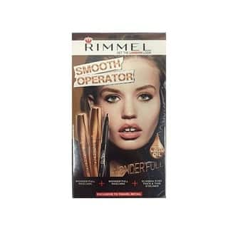 Rimmel Smooth Operator Wonder'Full Kit|https://ak1.ostkcdn.com/images/products/13009685/P19753005.jpg?impolicy=medium