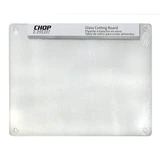 "Chop-Chop Glass Cutting Board / Counter Saver 16""x20""|https://ak1.ostkcdn.com/images/products/13009715/P19753072.jpg?impolicy=medium"