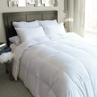 Nikki Chu White Goose Down Comforter (3 options available)