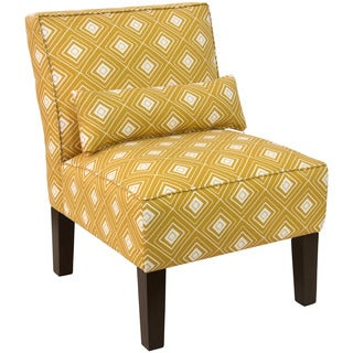 Skyline Furniture Chair in Diamond Yellow
