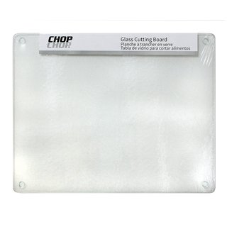 "Chop-Chop Glass Cutting Board / Counter Saver 12""x15"""