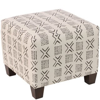 Skyline Furniture Ottoman In Remmy Cream