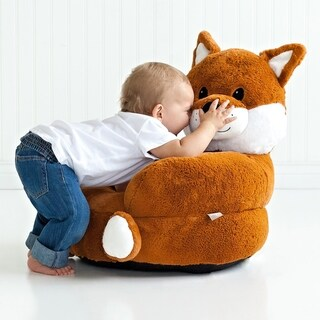 Trend Lab Children's Plush Animal Character Chair