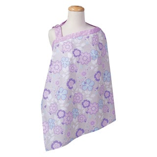 Trend Lab Grace Cotton Floral Nursing Cover