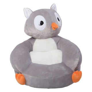 Trend Lab Children's Plush Owl Character Chair