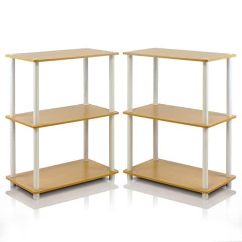 Porch & Den 3-tier Compact Multipurpose Shelf