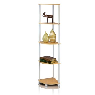 Porch & Den East Village St. Marks 5-tier Corner Shelving Unit