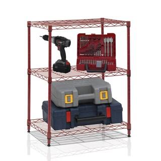 Furinno Wayar Heavy-Duty Wire Shelving Unit