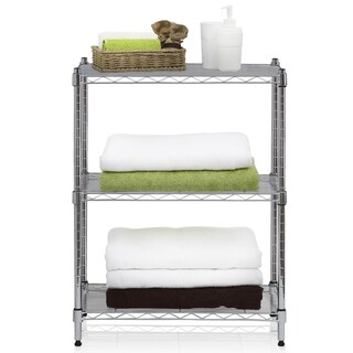 Porch & Den Palatine Heavy-Duty Wire Shelving Unit