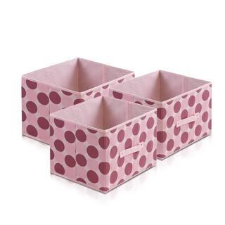 Furinno Laci Dot Design Multicolor Nonwoven Fabric Soft Storage Organizer https://ak1.ostkcdn.com/images/products/13009986/P19753319.jpg?impolicy=medium