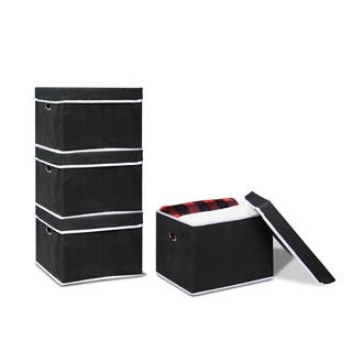 Furinno NW13091 Non-woven Fabric Heavy-duty Storage Organizer|https://ak1.ostkcdn.com/images/products/13009989/P19753320.jpg?impolicy=medium