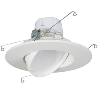 MaxximaStyle 6-inch Dimmable Rotatable Warm White 750 Lumens 2700k LED Retrofit