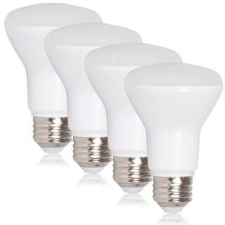 Maxxima BR20 LED 7 Watt Warm White 600 Lumens 50 Watt Equivalent (Pack of 4)