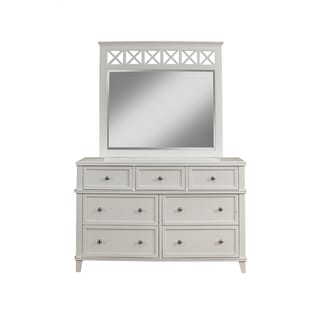 Alpine Potter 7 Drawer Dresser