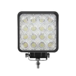 Pyle PLEDSQ48 4.2-inch 48-watt Water-resistant Beam Floodlight Lamp