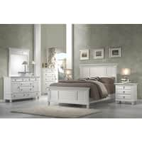 Gracewood Hollow Elmore Shutter Panel Bed