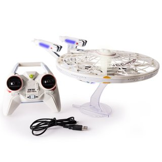 Spin Master Air Hogs Star Trek Enterprise Quad