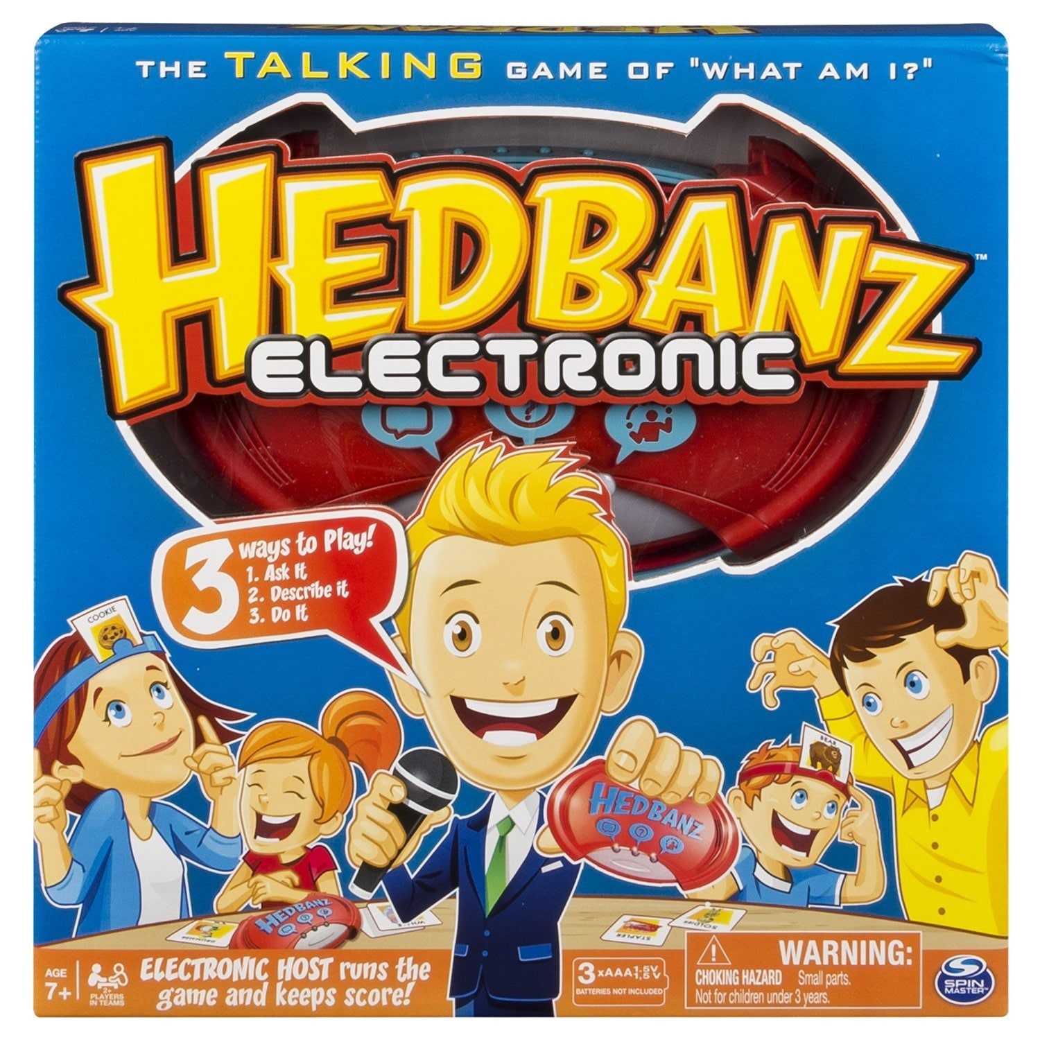 Spin Master Hedbanz Deluxe Electronic