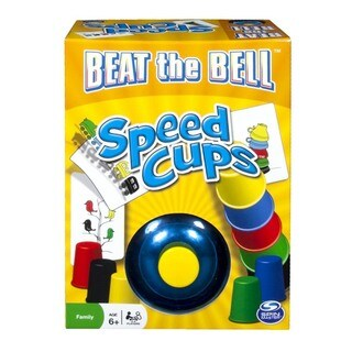 Spin Master Beat The Bell Speed Cups Game