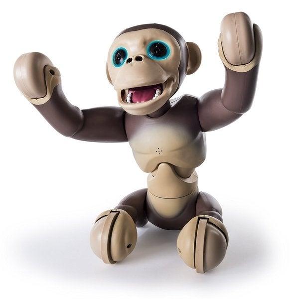 Spin Master Zoomer Chimp