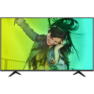 Sharp LC-43N6100U 43-inch 4K UHD 2160p 60Hz LED Smart HDTV (4K x 2K) - Refurbished