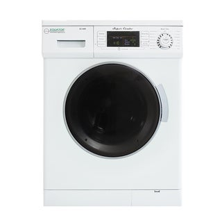 All-in-One 13 lb. 1200 RPM Compact Combo Washer Dryer with Optional Condensing/ Venting, and Sensor Dry
