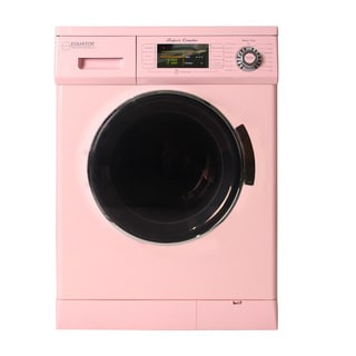 Compact Combo Washer Dryer with Condensing/ Venting with Automatic Water Level, Sensor Dry and 1200 RPM Spin Speed