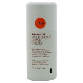 InVite Health Men's 4-ounce Moisturizing Shaving Cream