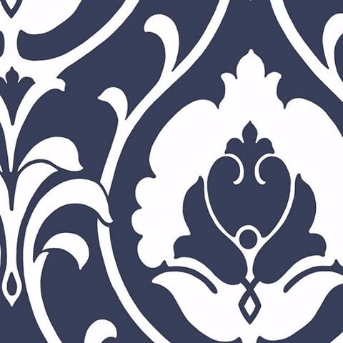 Manhattan Comfort Edinburgh 32.7-foot x 20.5-inch-inch Heirloom Damask Wallpaper - 32.7' x 20.5