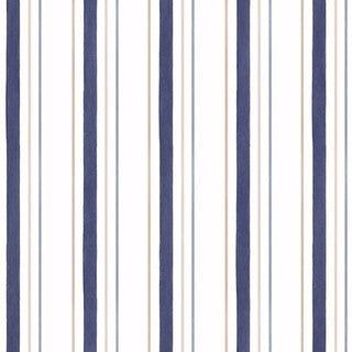 Leeds Pinstripe 32.7-feet x 20.5-inches Wallpaper