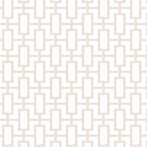 Manhattan Comfort Sheffield 32.7-foot x 20.5-inch-inch Geometric Link Wallpaper - 32.7' x 20.5
