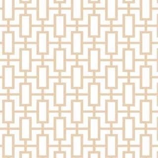 Manhattan Comfort Sheffield 32.7-foot x 20.5-inch-inch Geometric Link Wallpaper|https://ak1.ostkcdn.com/images/products/13024598/P19766347.jpg?impolicy=medium