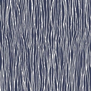 Wakefield Vinyl 32.7-foot x 20.5-inch Modern Stria Wallpaper