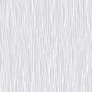 Wakefield Vinyl 32.7-foot x 20.5-inch Modern Pre-pasted Stria Wallpaper (Option: Grey)