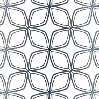 Dudley Geometric Flower 32.7' by 20.5 Wallpaper|https://ak1.ostkcdn.com/images/products/13024630/P19766356.jpg?impolicy=medium